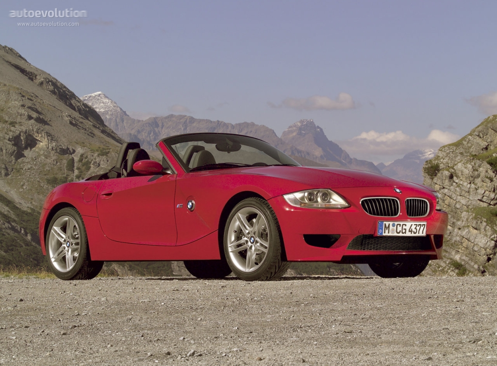 bmw z4 m roadster e85 specs 2006 2007 2008 2009. Black Bedroom Furniture Sets. Home Design Ideas