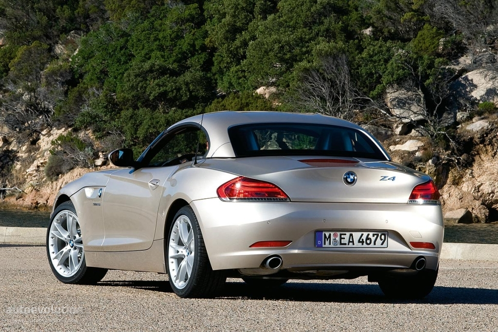 Bmw Z4 Roadster E89 2009 2010 2011 2012 2013 Autoevolution