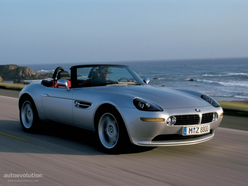 Bmw Z8 Roadster E52 Specs 2000 2001 2002 2003 Autoevolution