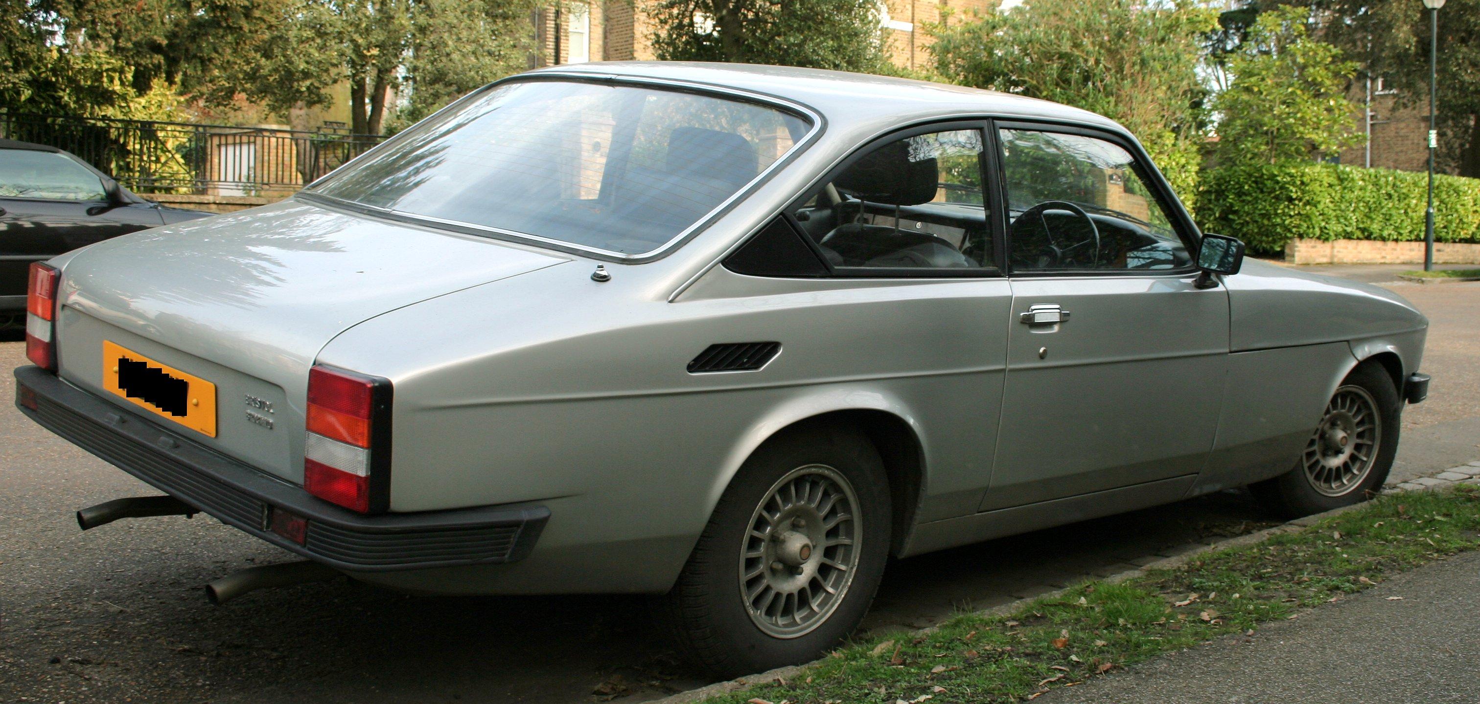 Bristol 603 S3 Brigand 1982 1983 1984 1985 1986