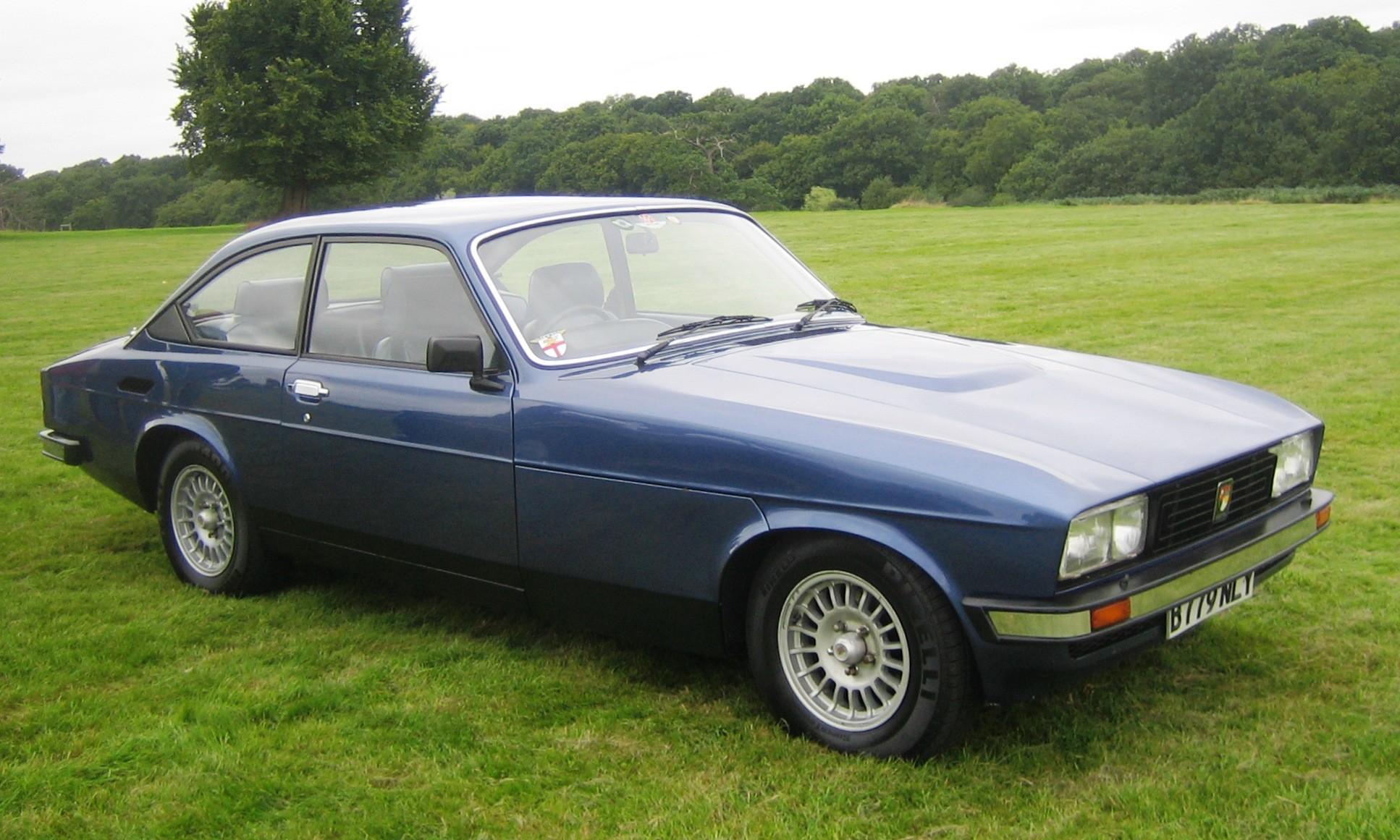 Bristol 603 S3 Brigand Specs 1982 1983 1984 1985