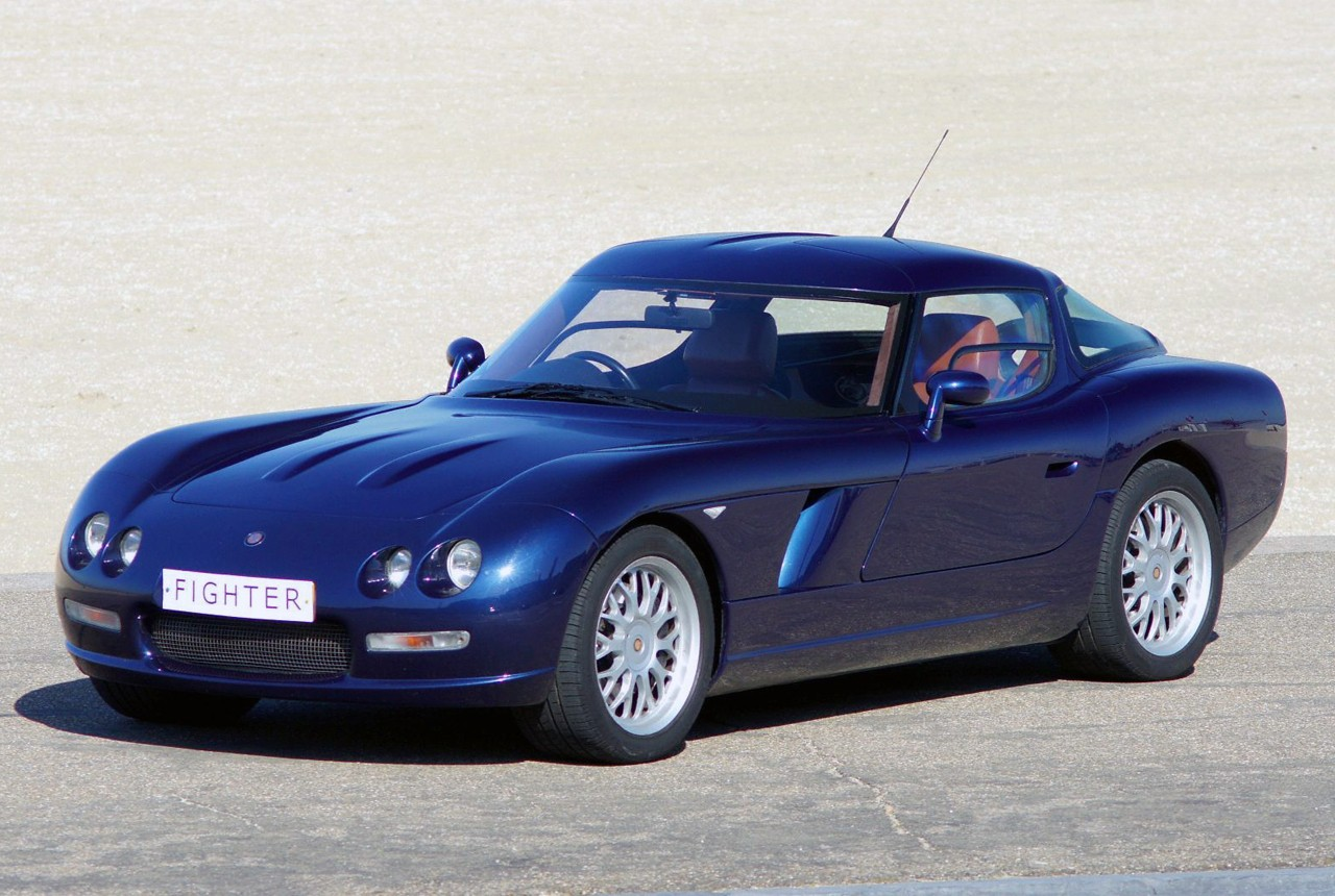 Bristol Fighter on 2003 Dodge Viper
