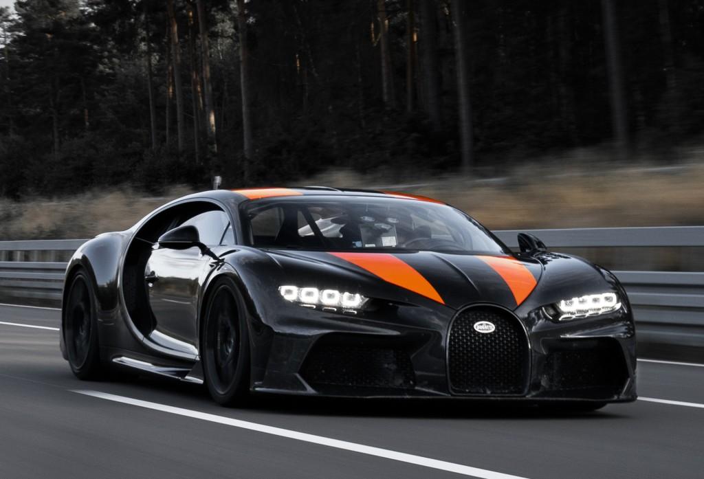 Bugatti Chiron Super Sport 300 Specs Photos 2020 2021 Autoevolution
