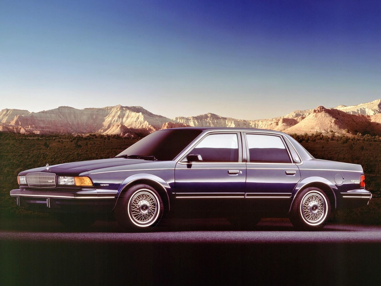 BUICK Century specs & photos - 1989, 1990, 1991, 1992 ...