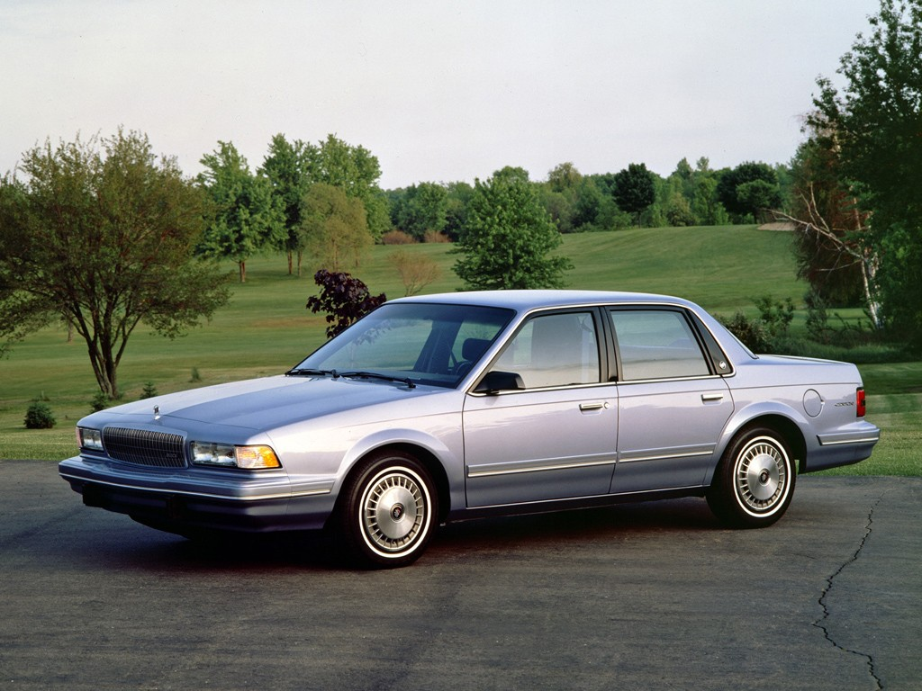 Buick Century on 1981 Buick Lesabre