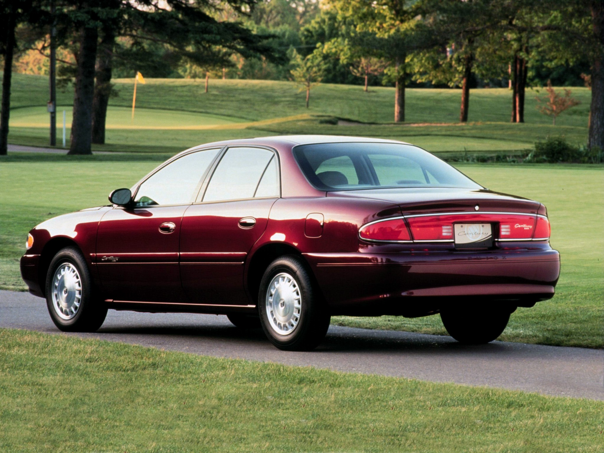 buick century 1996 2005
