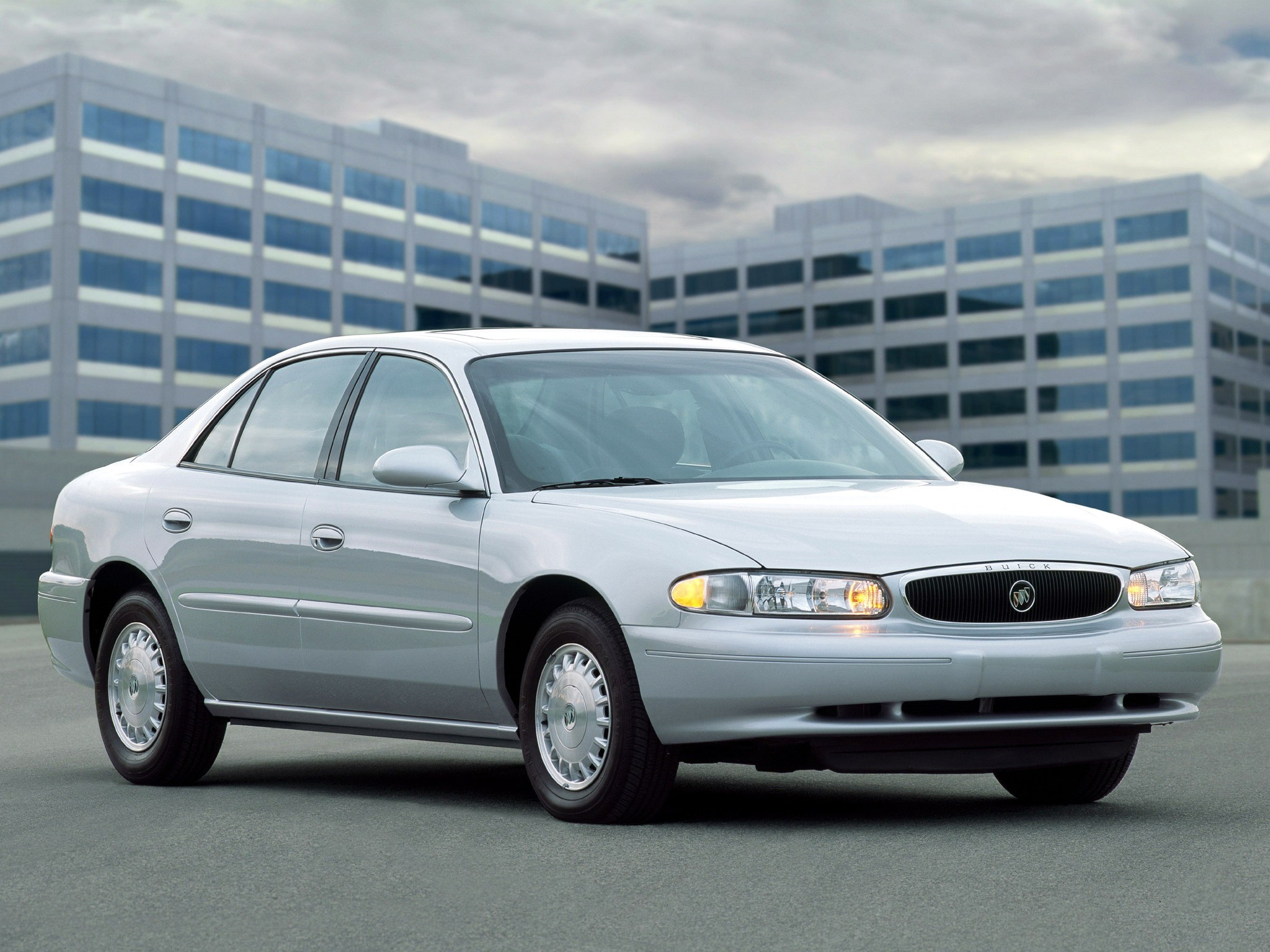 Buick Century on 2003 Buick Lesabre