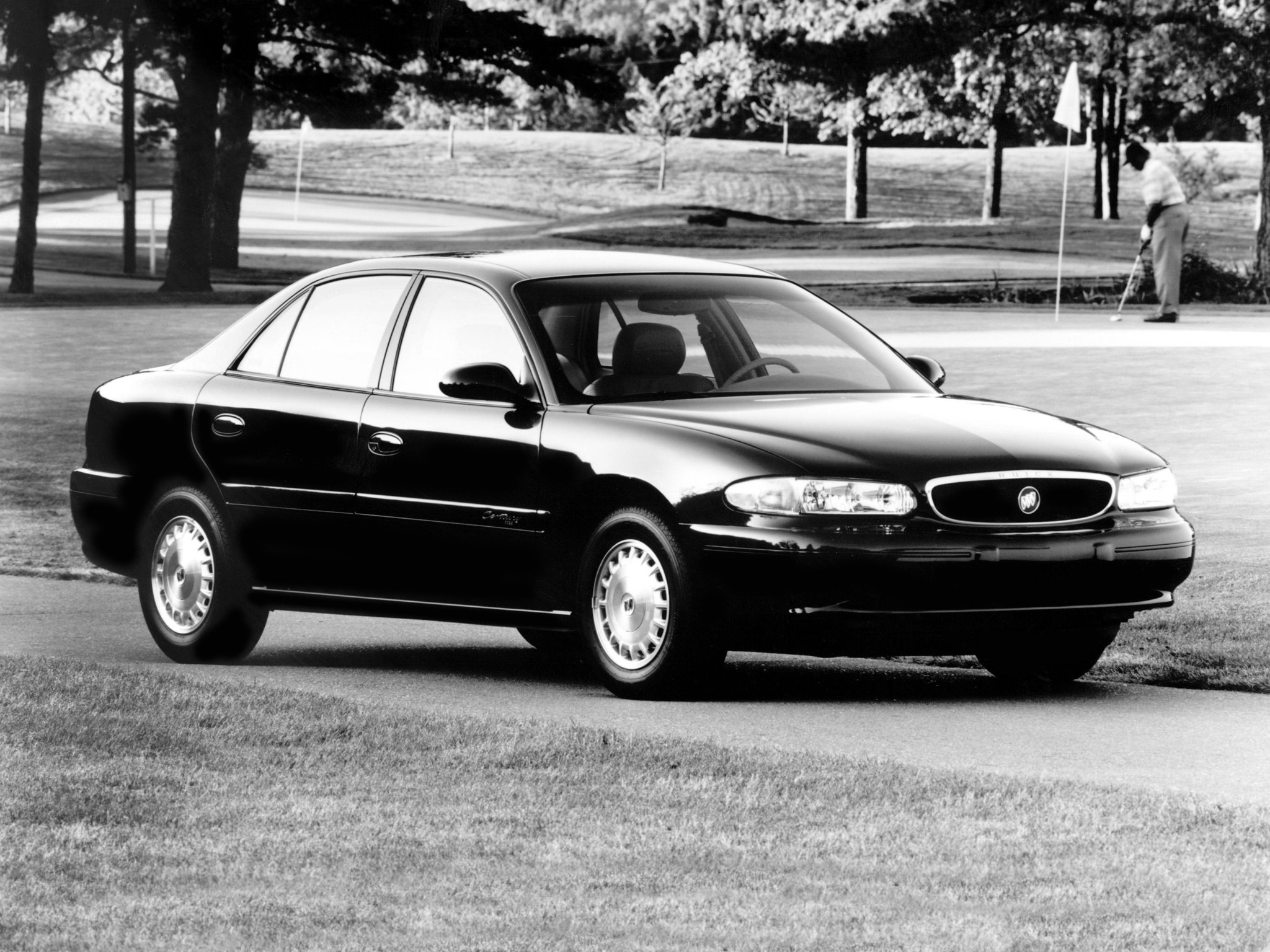 Buick Century on 2005 Buick Regal