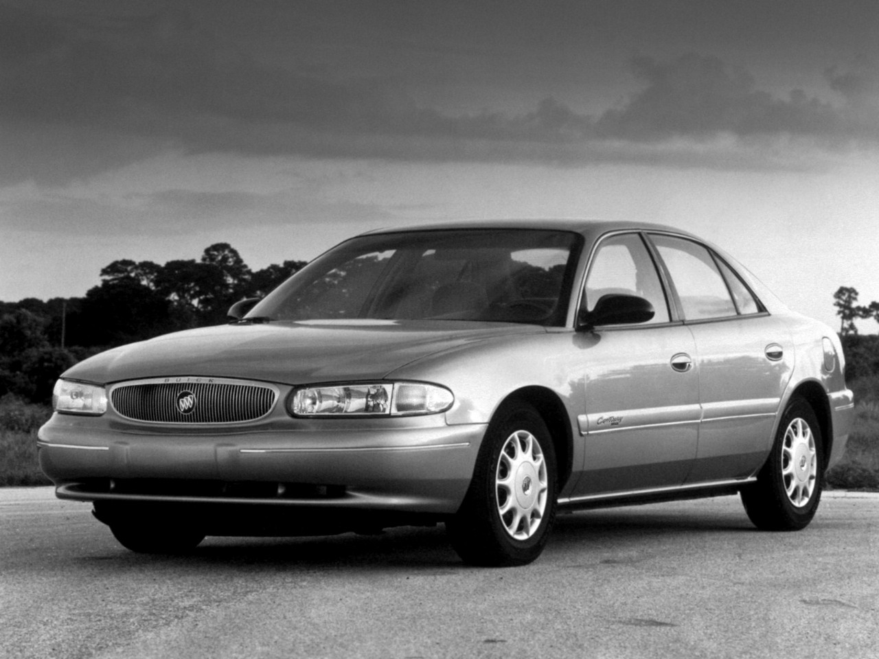 Buick Century on 1999 Toyota Camry V6 Engine