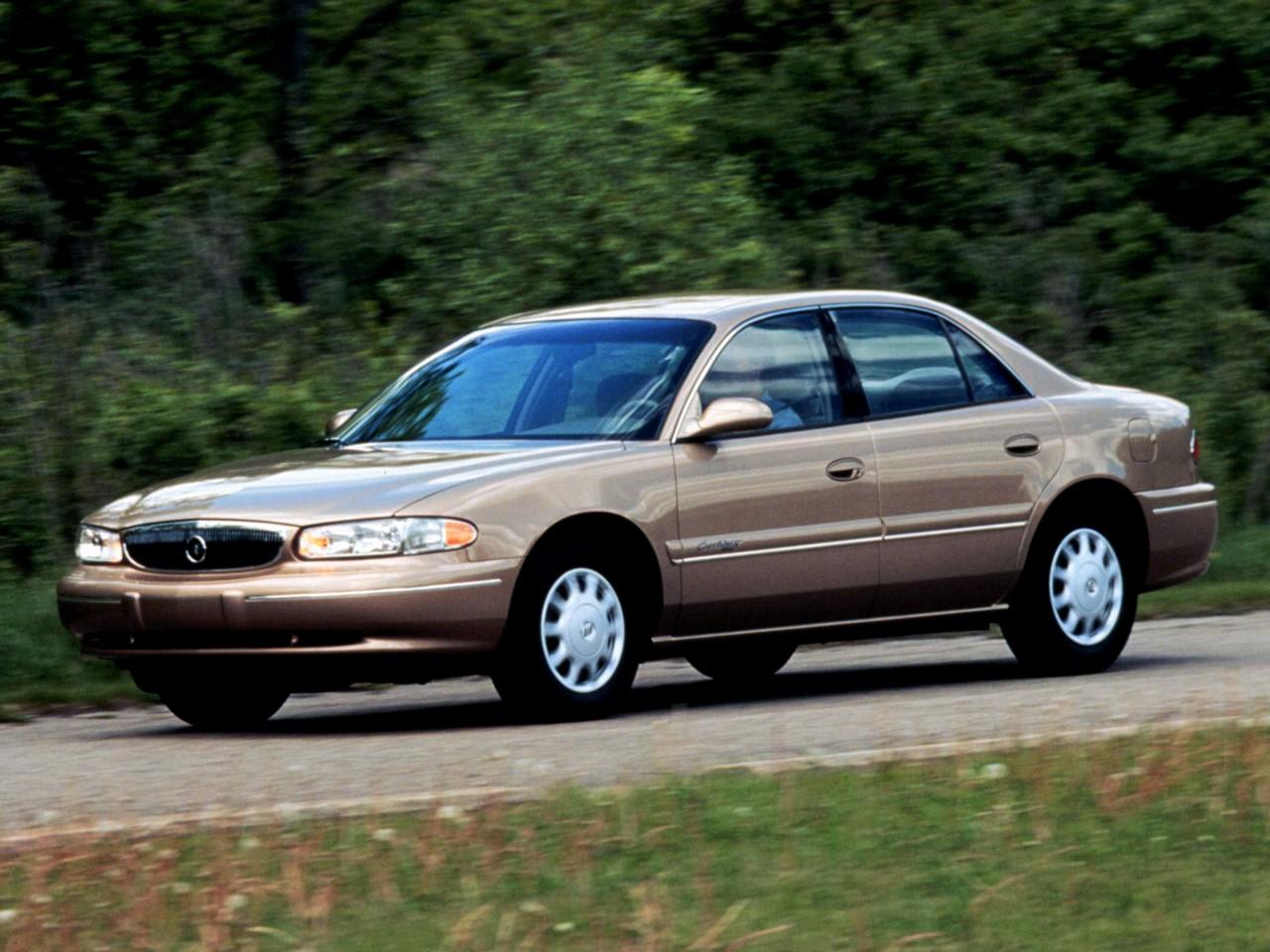 New Buick Grand National >> BUICK Century specs & photos - 1996, 1997, 1998, 1999, 2000, 2001, 2002, 2003, 2004, 2005 ...