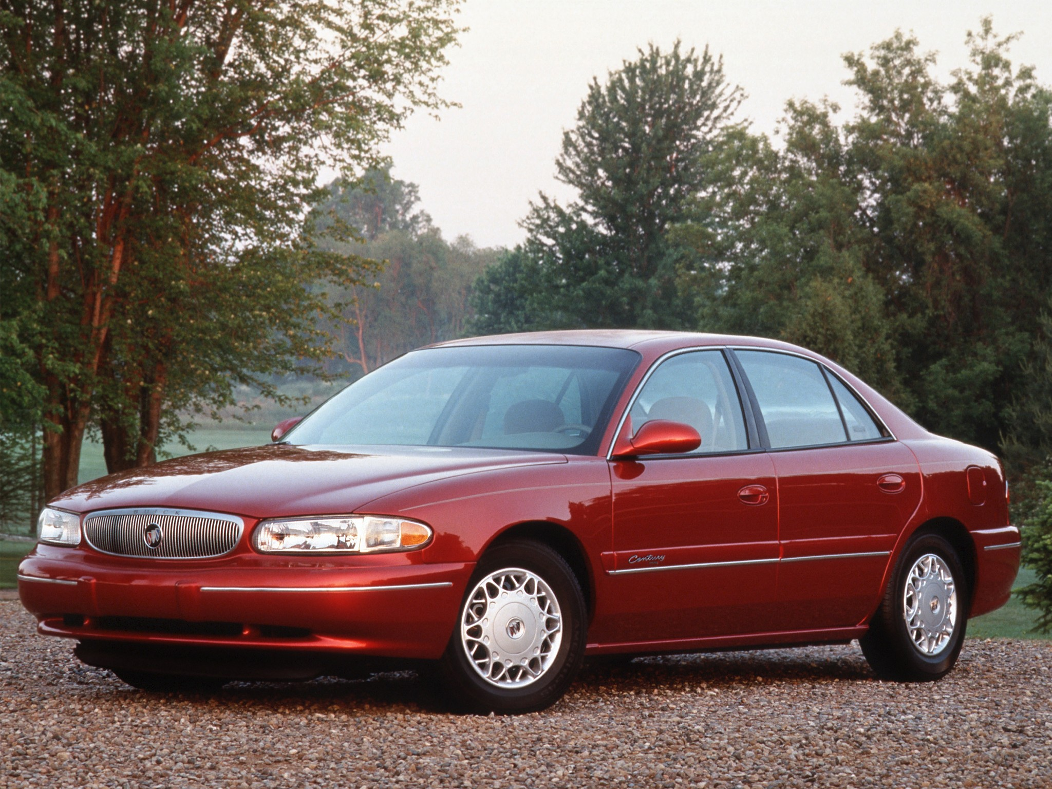 BUICK Century specs & photos - 1996, 1997, 1998, 1999