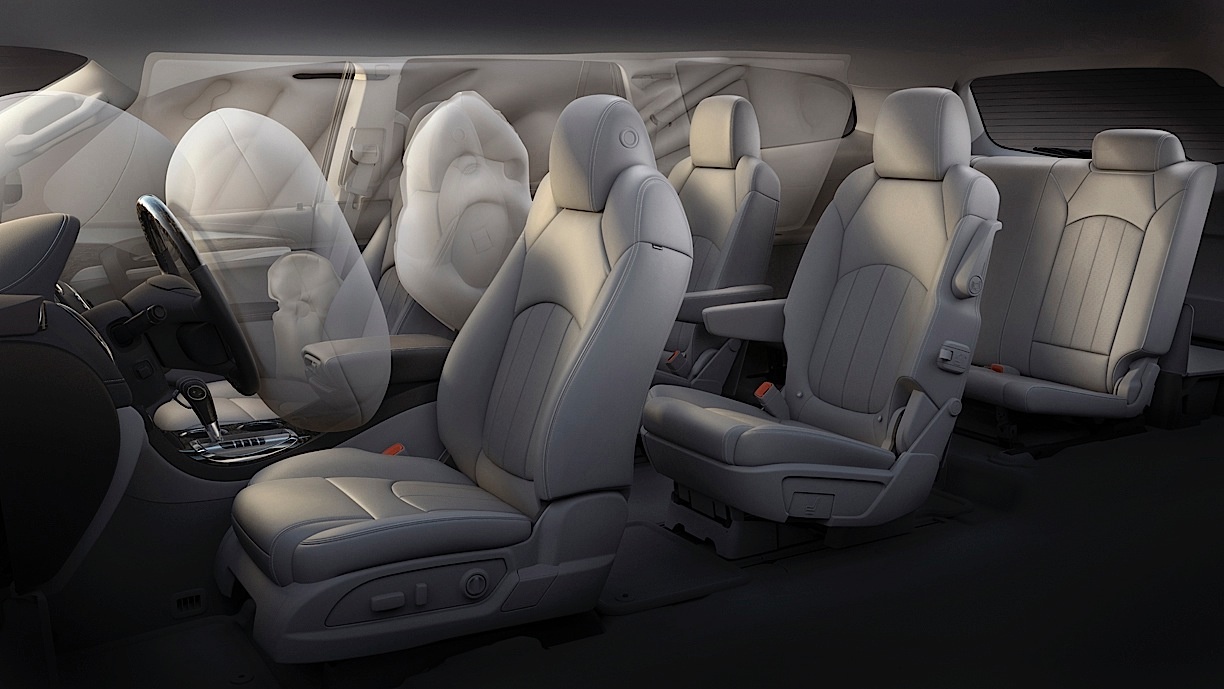 Buick Enclave Seating Capacity >> Buick Enclave Specs Photos 2007 2008 2009 2010 2011 2012