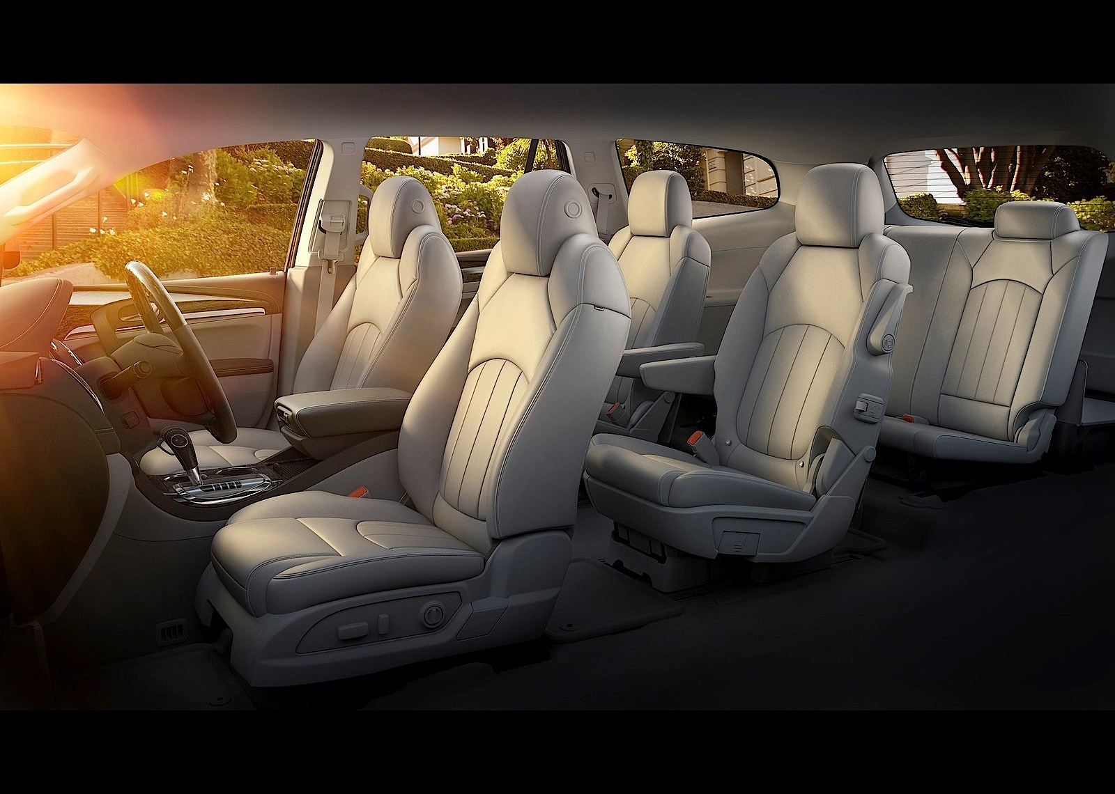 Buick Enclave Specs Amp Photos 2012 2013 2014 2015