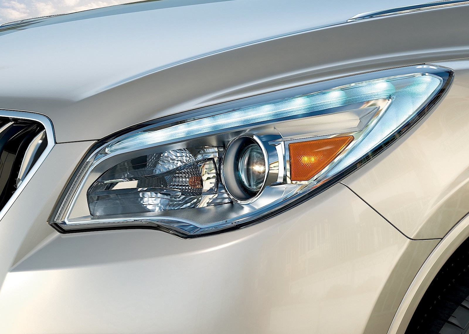 BUICK Enclave specs & photos - 2012, 2013, 2014, 2015 ...