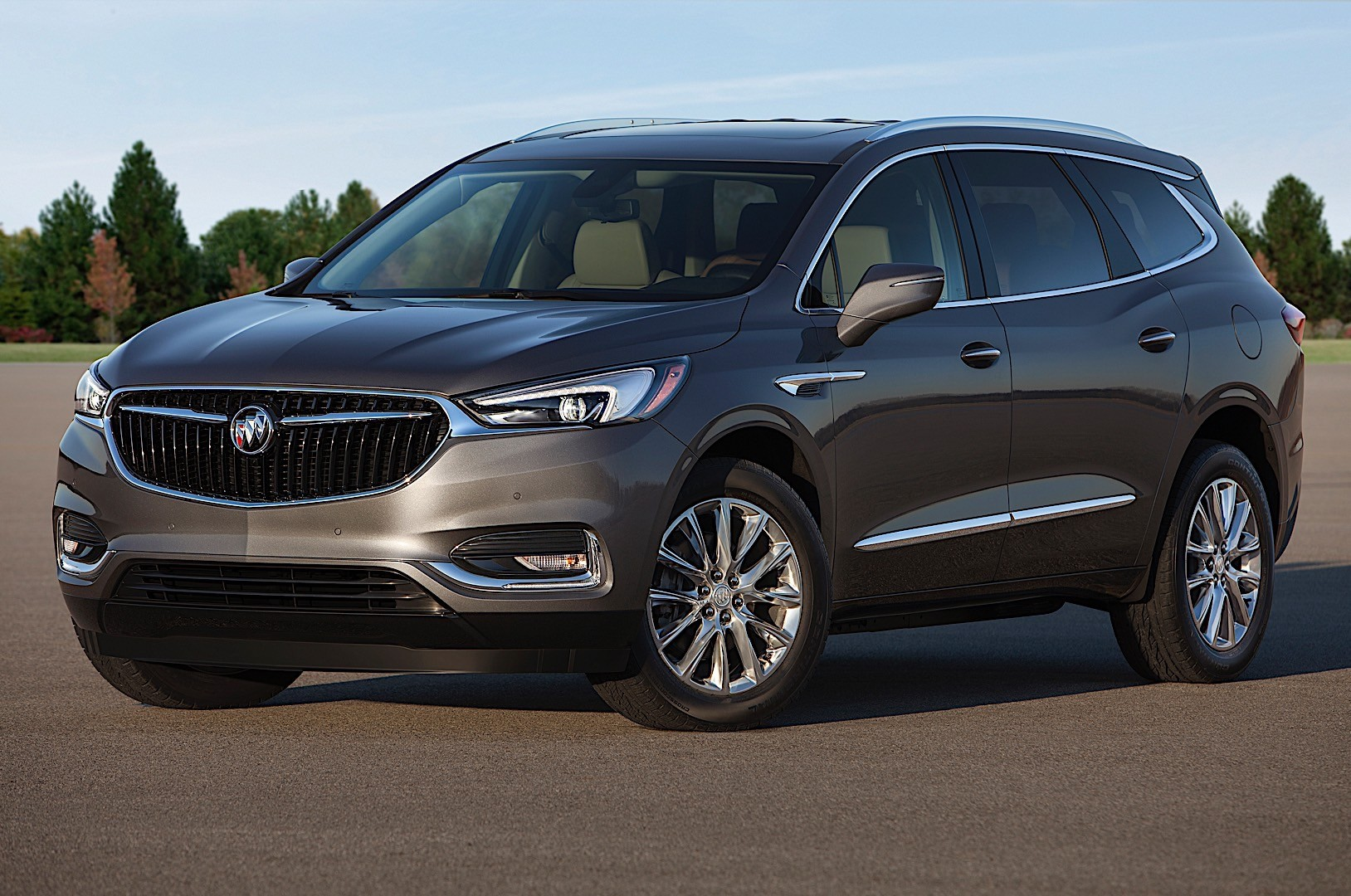buick enclave specs 2017 autoevolution. Black Bedroom Furniture Sets. Home Design Ideas