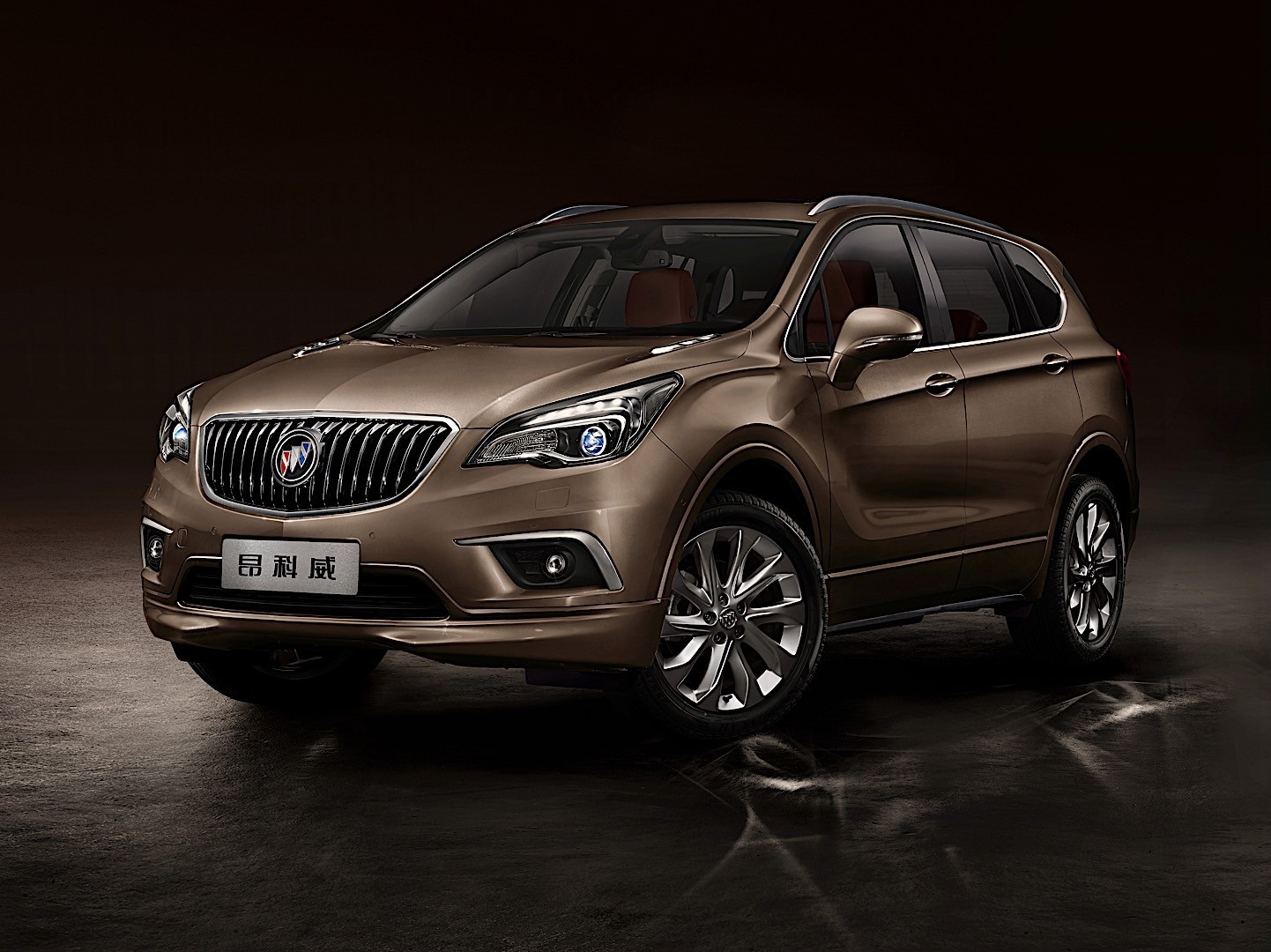 Buick Envision 2017 2018