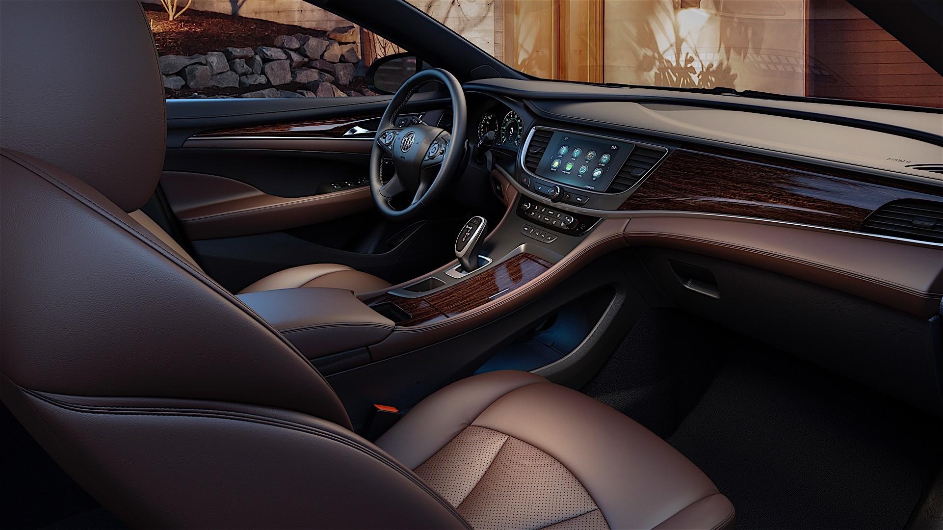 Buick Lacrosse Specs 2016 2017 2018 Autoevolution
