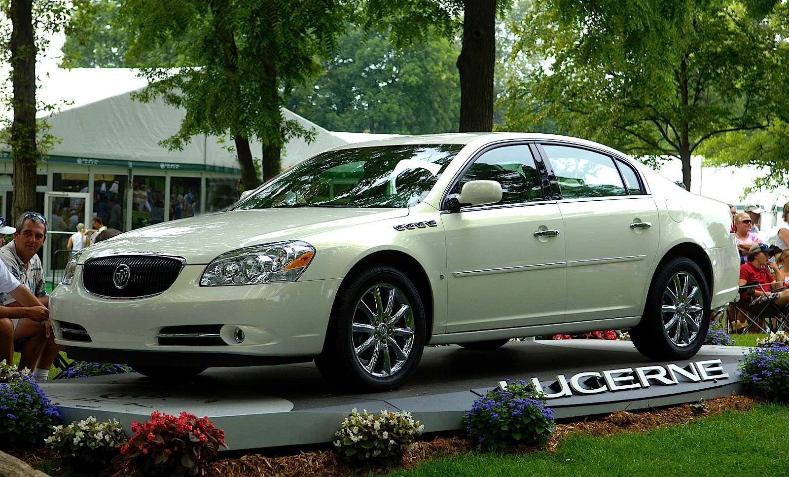 Buick Lucerne on 2007 Buick Lacrosse Cxs Specs