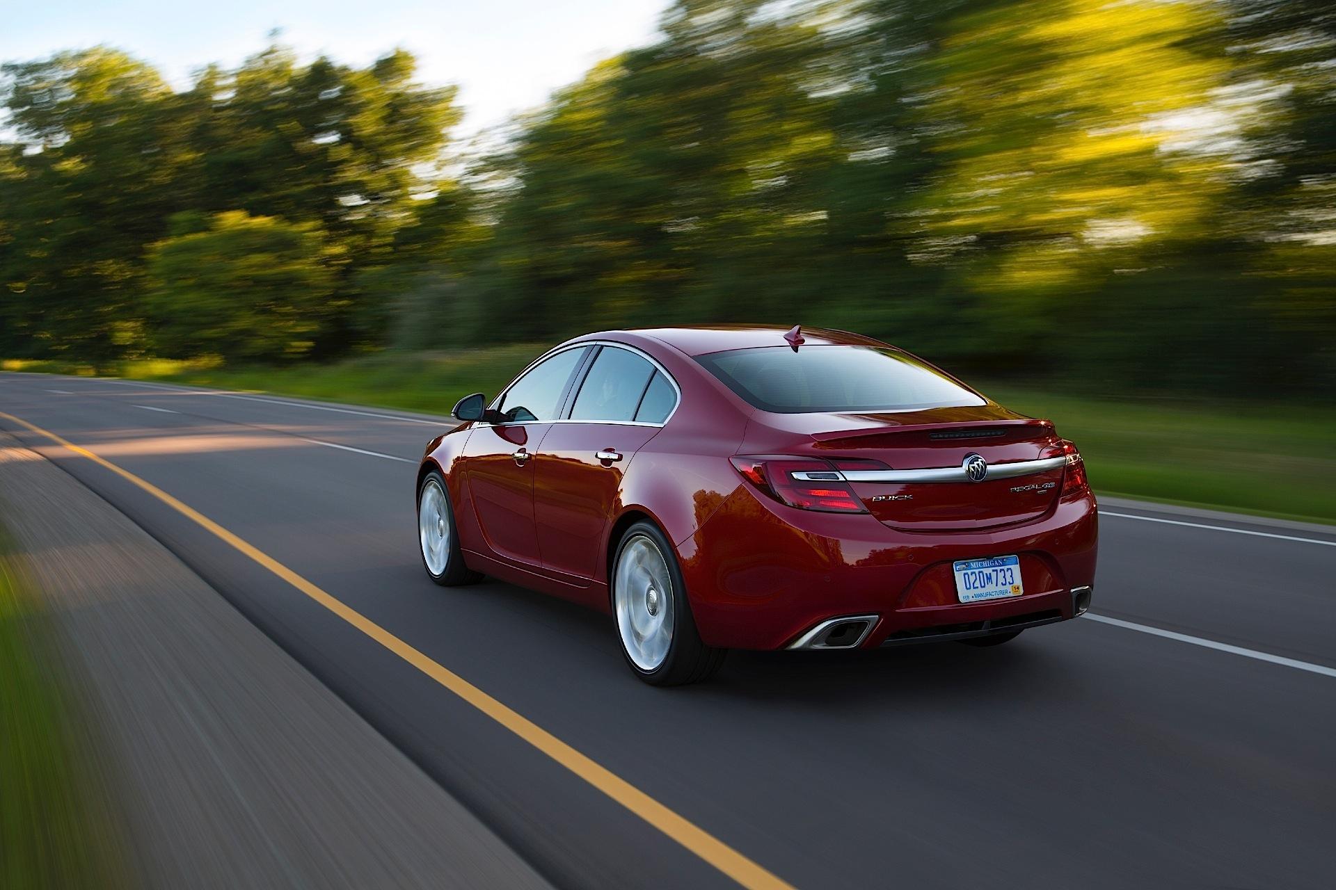 2012 buick regal gs manual