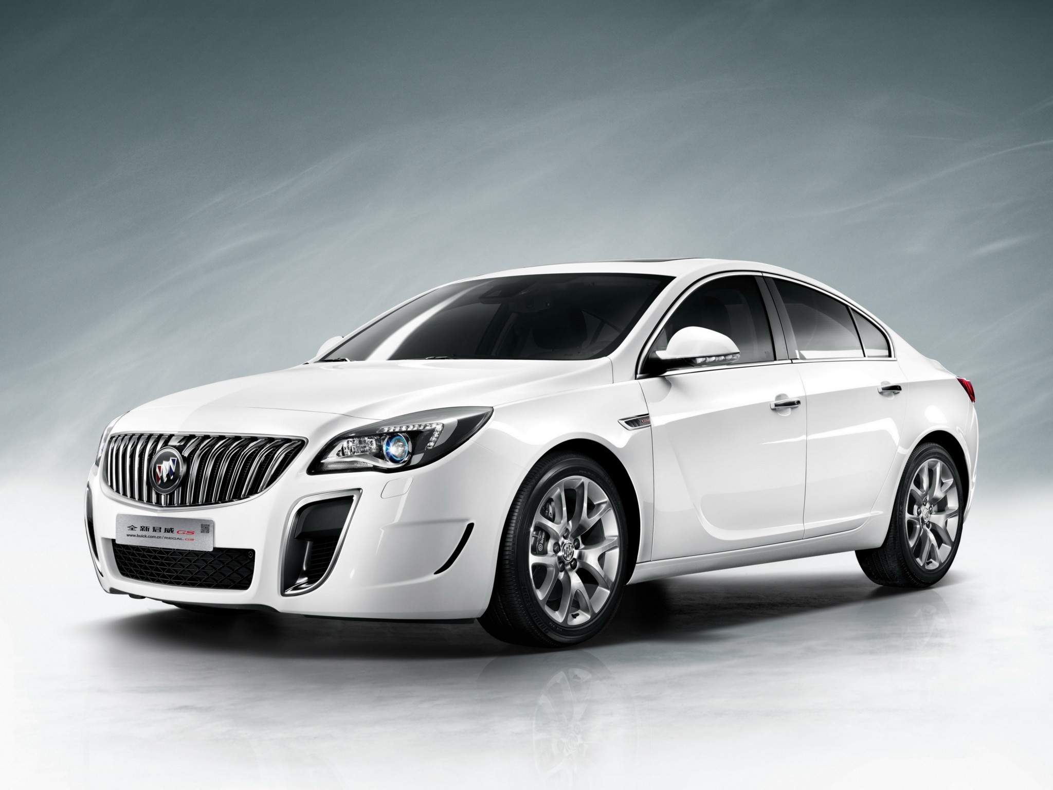 BUICK Regal GS specs & photos - 2012, 2013, 2014, 2015