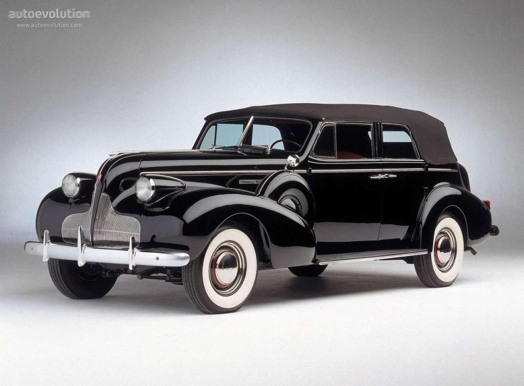 Buick Roadmaster Specs Photos 1939 1940 1941 1942 1943 1944