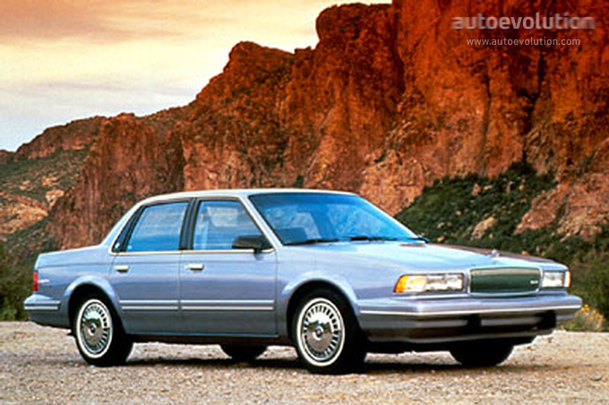 BUICK Century specs & photos - 1989, 1990, 1991, 1992 ...