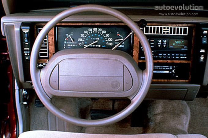Buickcentury on 1990 Buick Lesabre Limited
