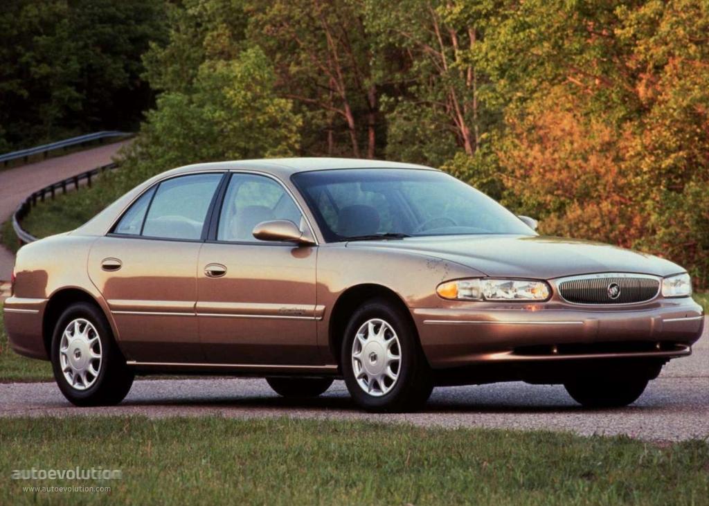 Buickcentury on 1999 Buick Regal