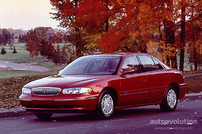buick century specs amp photos 1996 1997 1998 1999