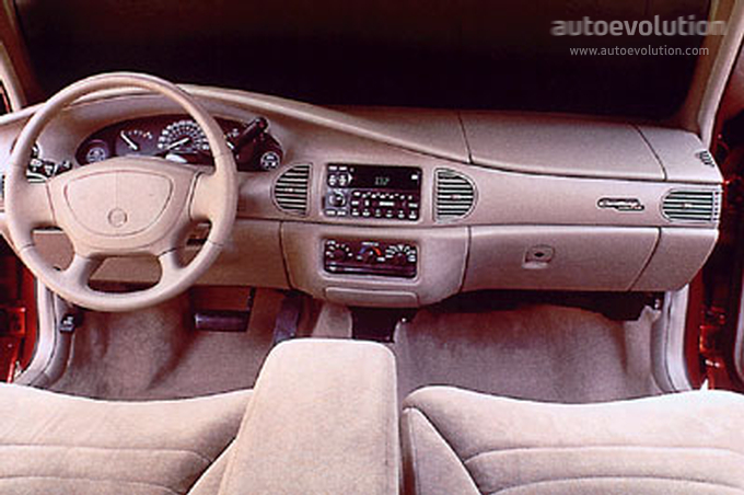 Buickcentury on 2005 Buick Regal