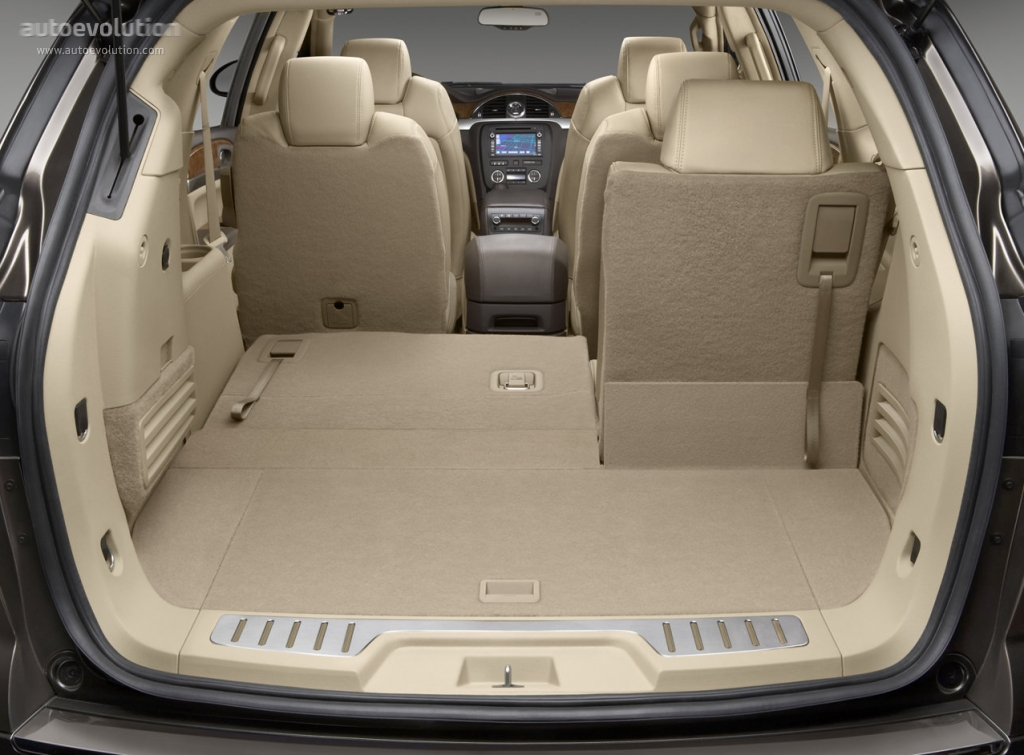 BUICK Enclave specs & photos - 2007, 2008, 2009, 2010 ...