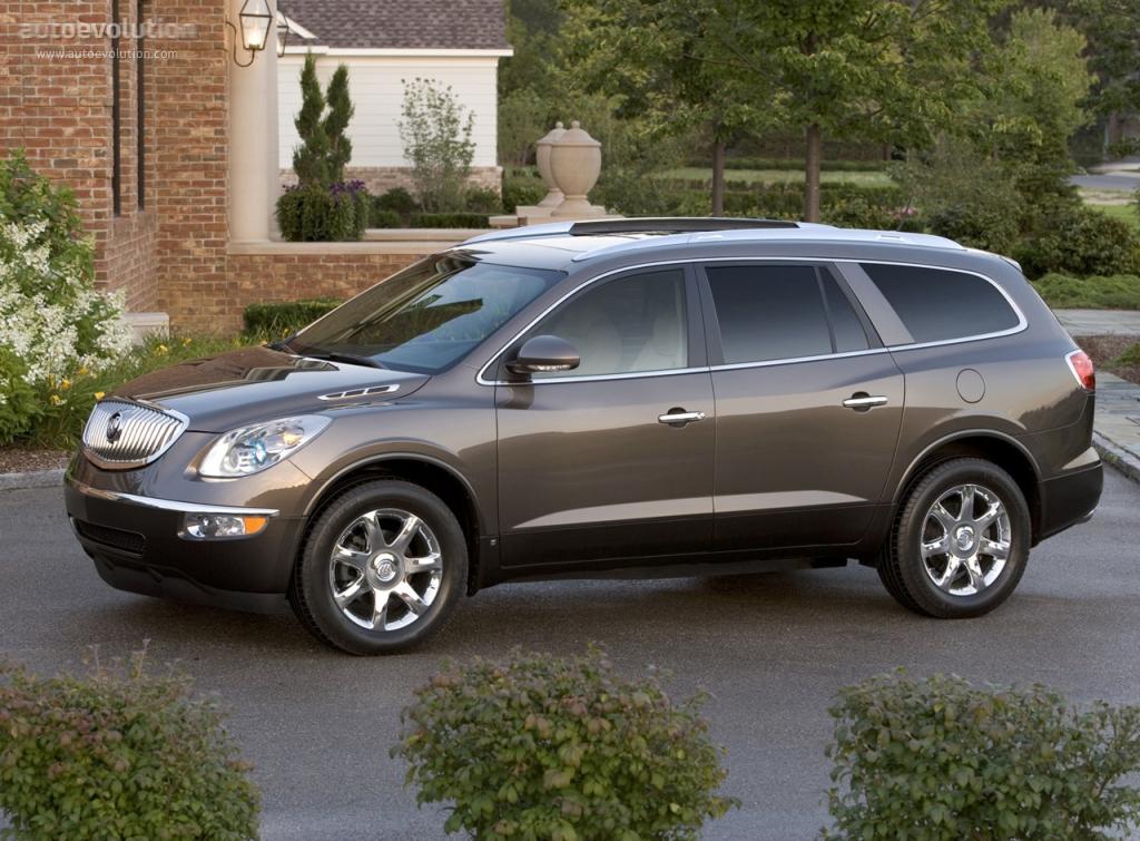 Buick Enclave 2007 2008 2009 2010 2011 2012