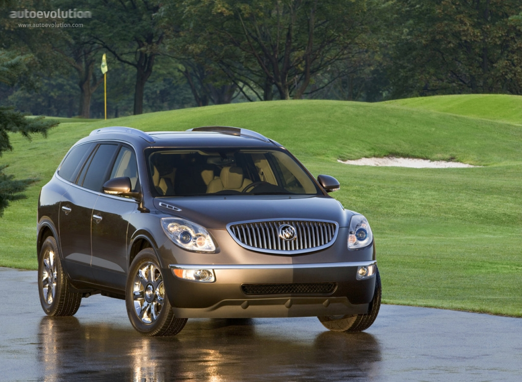 Buickenclave on 2014 buick rainier green