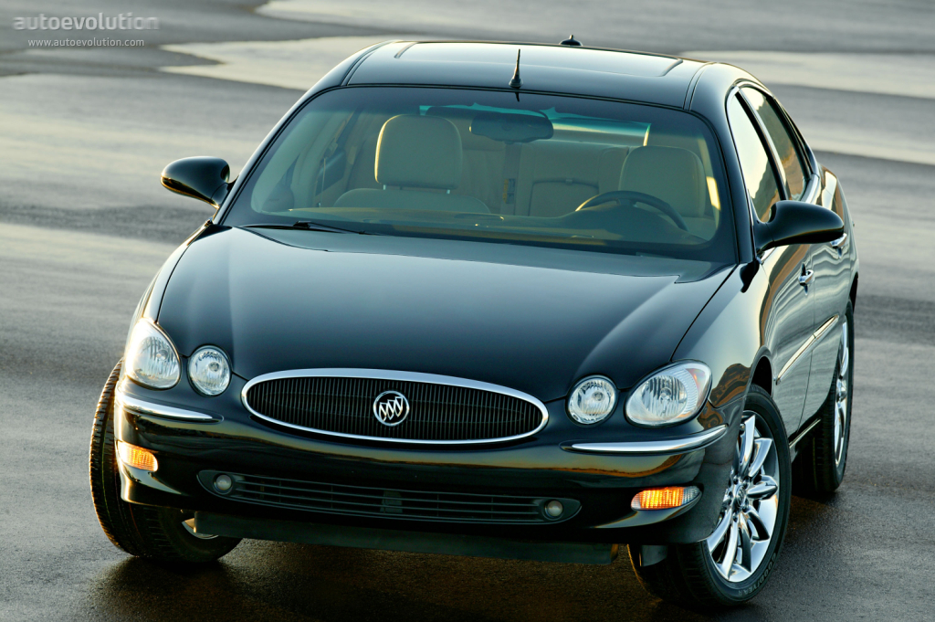 Buicklacrosse on 2005 Buick Regal
