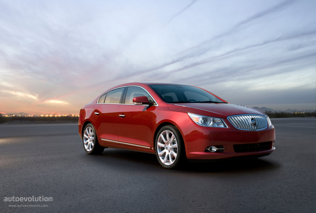 2013 Buick LaCrosse Specs and Features | U.S. News
