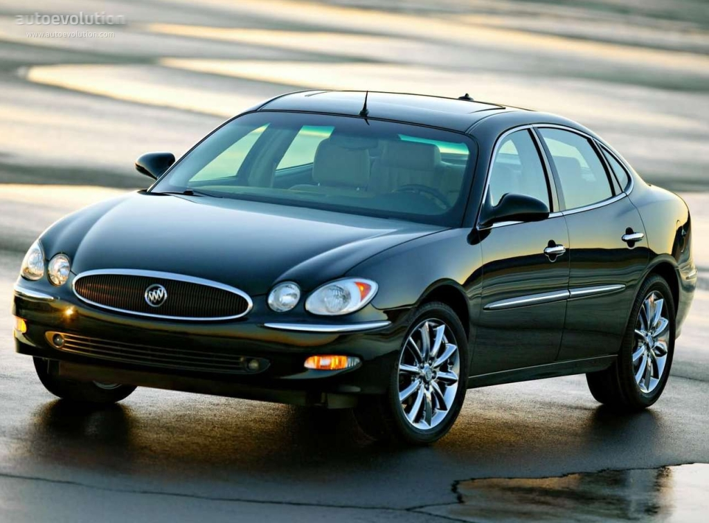 Buicklacrosse on 2007 Buick Century