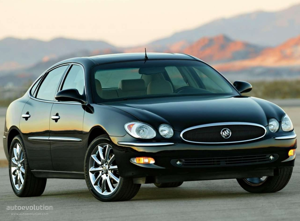 BUICK LaCrosse specs & photos - 2004, 2005, 2006, 2007 ...