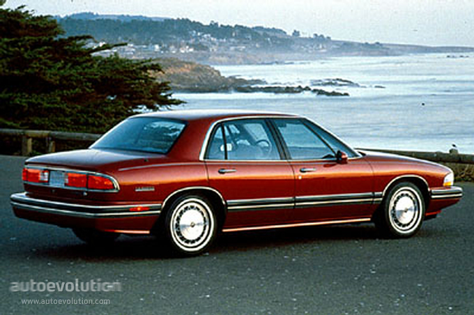 Buicklesabre on 1999 Buick Lesabre Engine