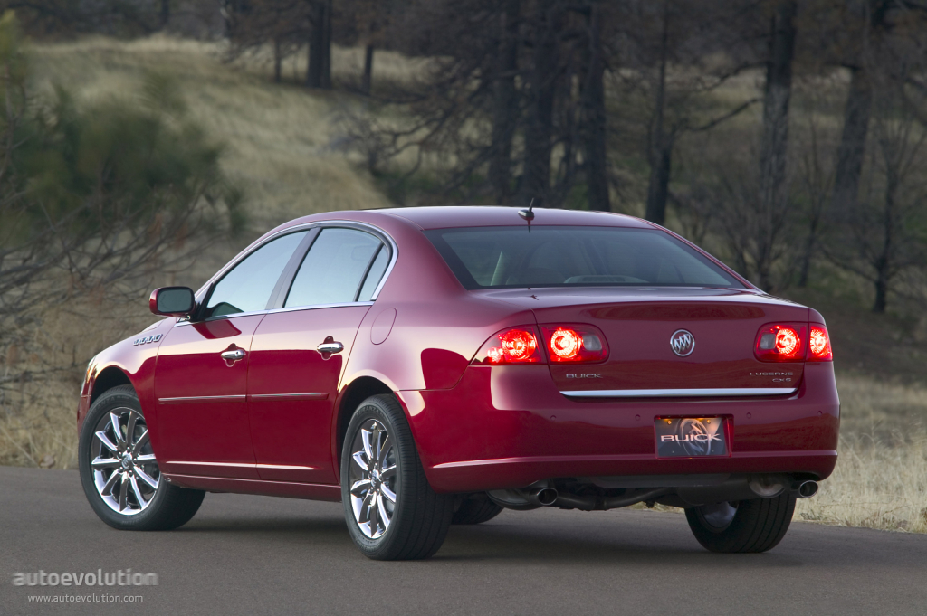 Buicklucerne on 2007 Buick Lacrosse Cxs