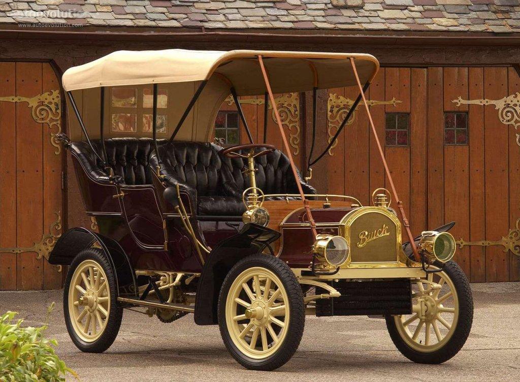 Buick Model C 1905 Autoevolution