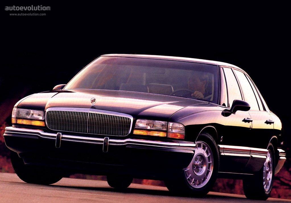 buick park avenue ultra specs 1991 1992 1993 1994 1995 1996 autoevolution. Black Bedroom Furniture Sets. Home Design Ideas