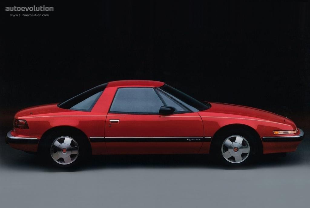 BUICK Reatta specs & photos - 1988, 1989, 1990, 1991