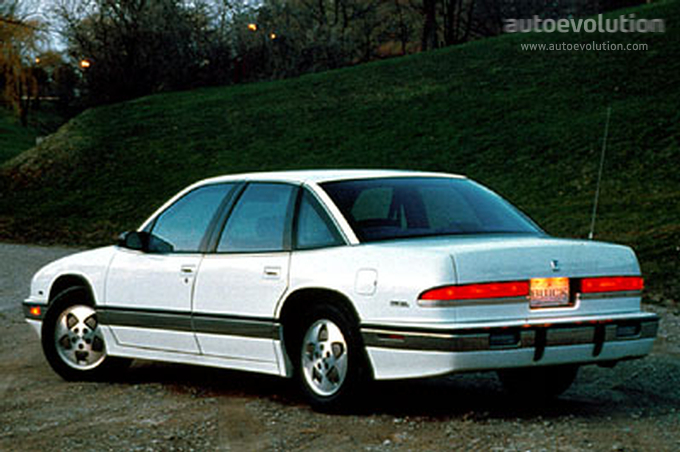Buick Regal 1988 1989 1990 1991 1992 1993 1994