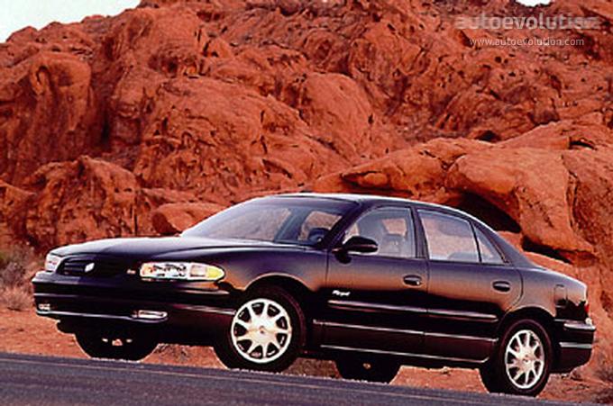 Buick Regal Specs 1997 1998 1999 2000 2001 2002 2003 2004 Autoevolution