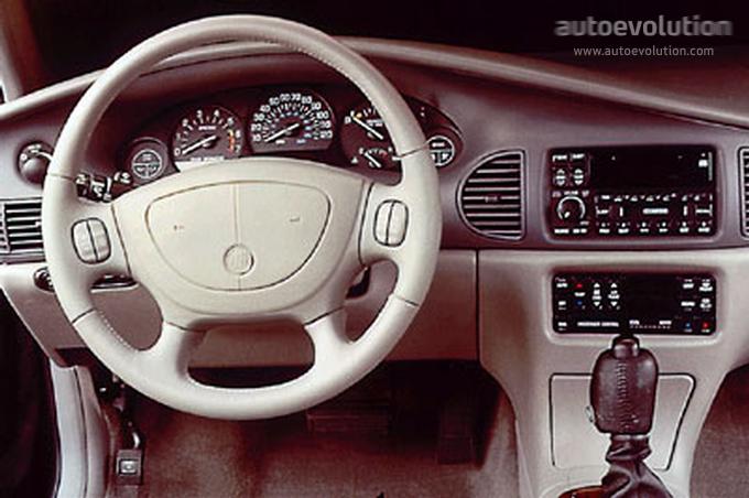 Buick Regal 2000 Interior Interior Buick Regal