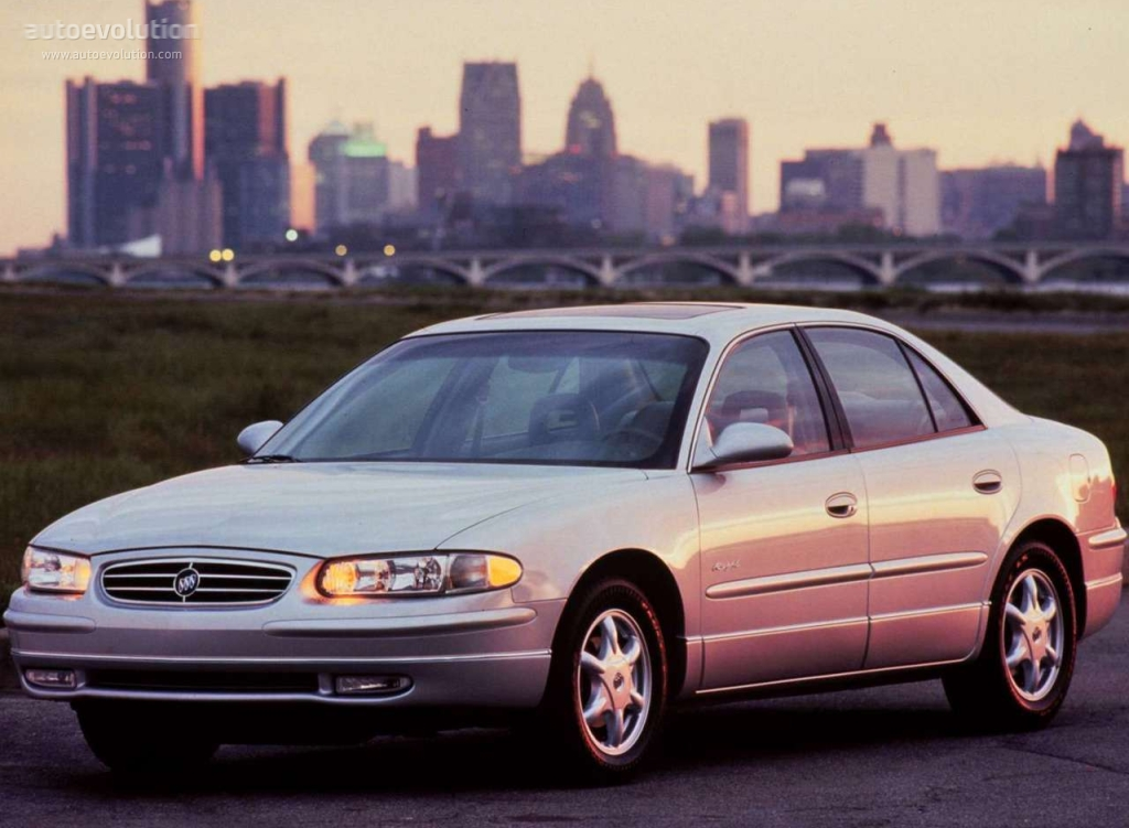 BUICK Regal specs & photos - 1997, 1998, 1999, 2000, 2001 ...
