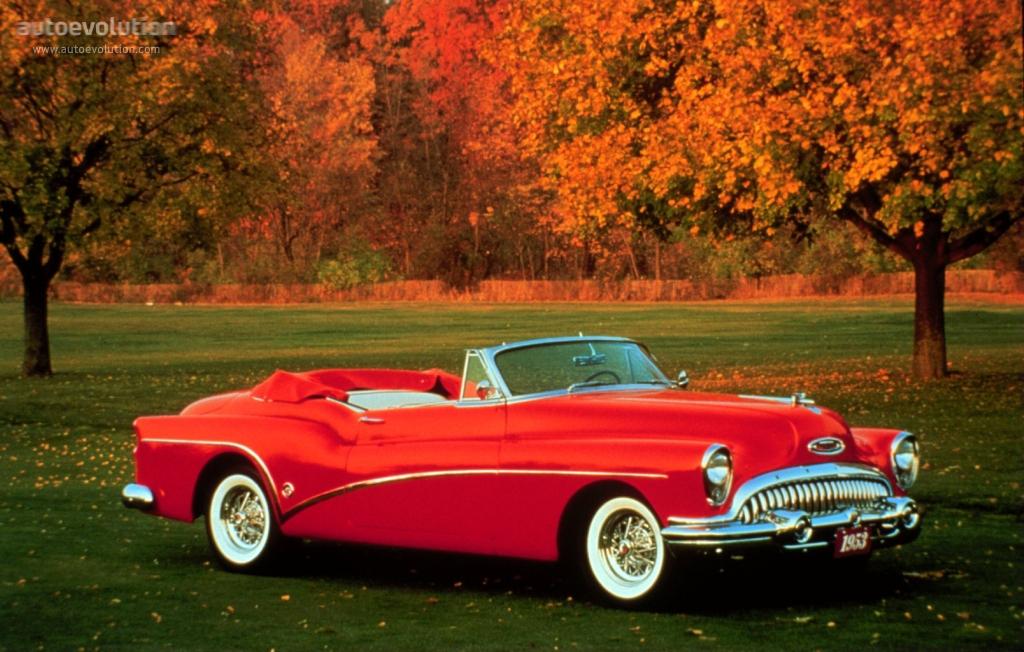 Buick Skylark Specs 1953 1954 Autoevolution