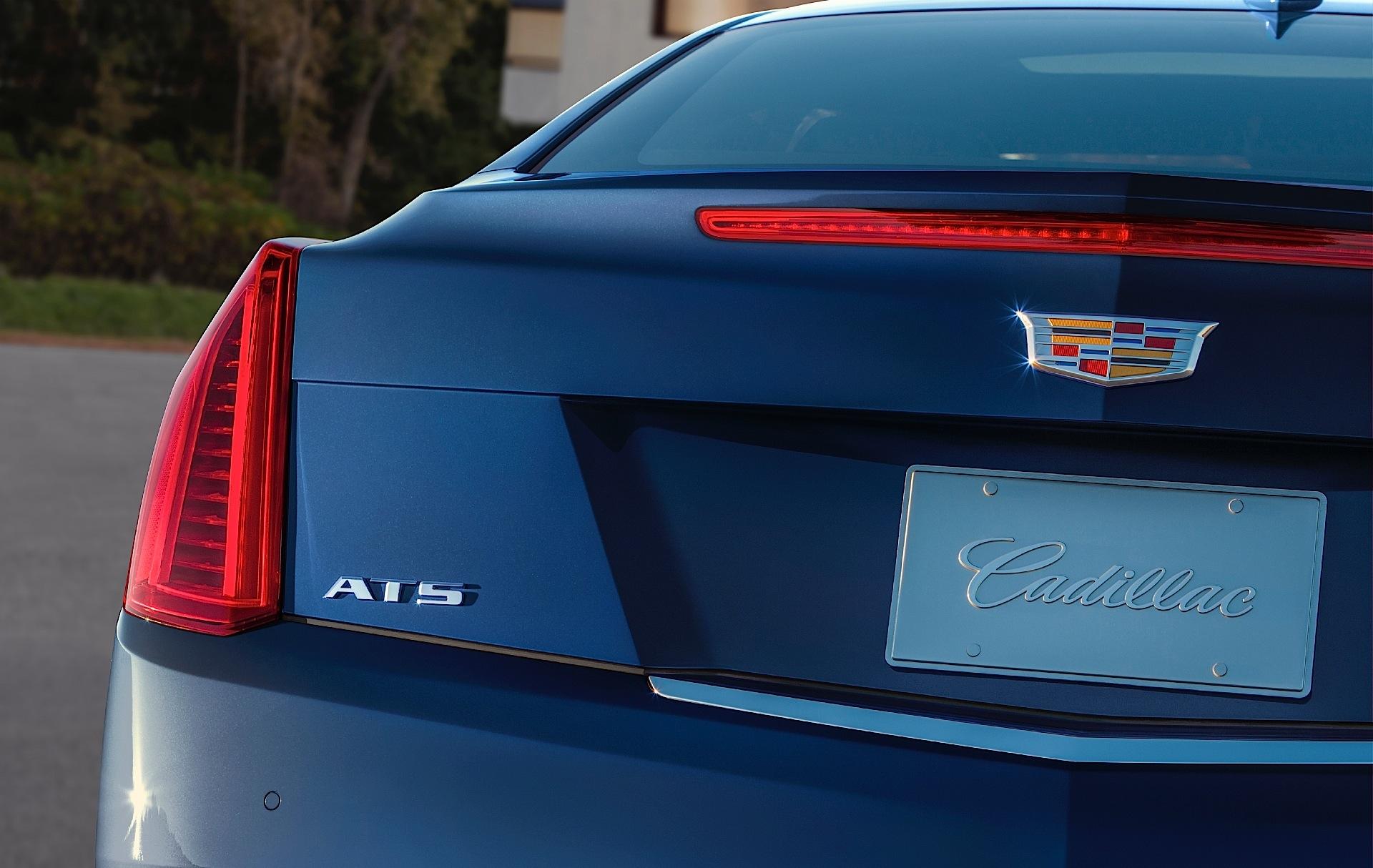 CADILLAC ATS Coupe specs 2014 2015 2016 2017 2018 autoevolution