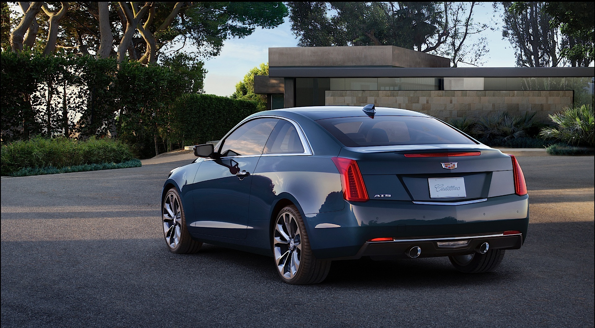 cadillac ats coupe 2014 present