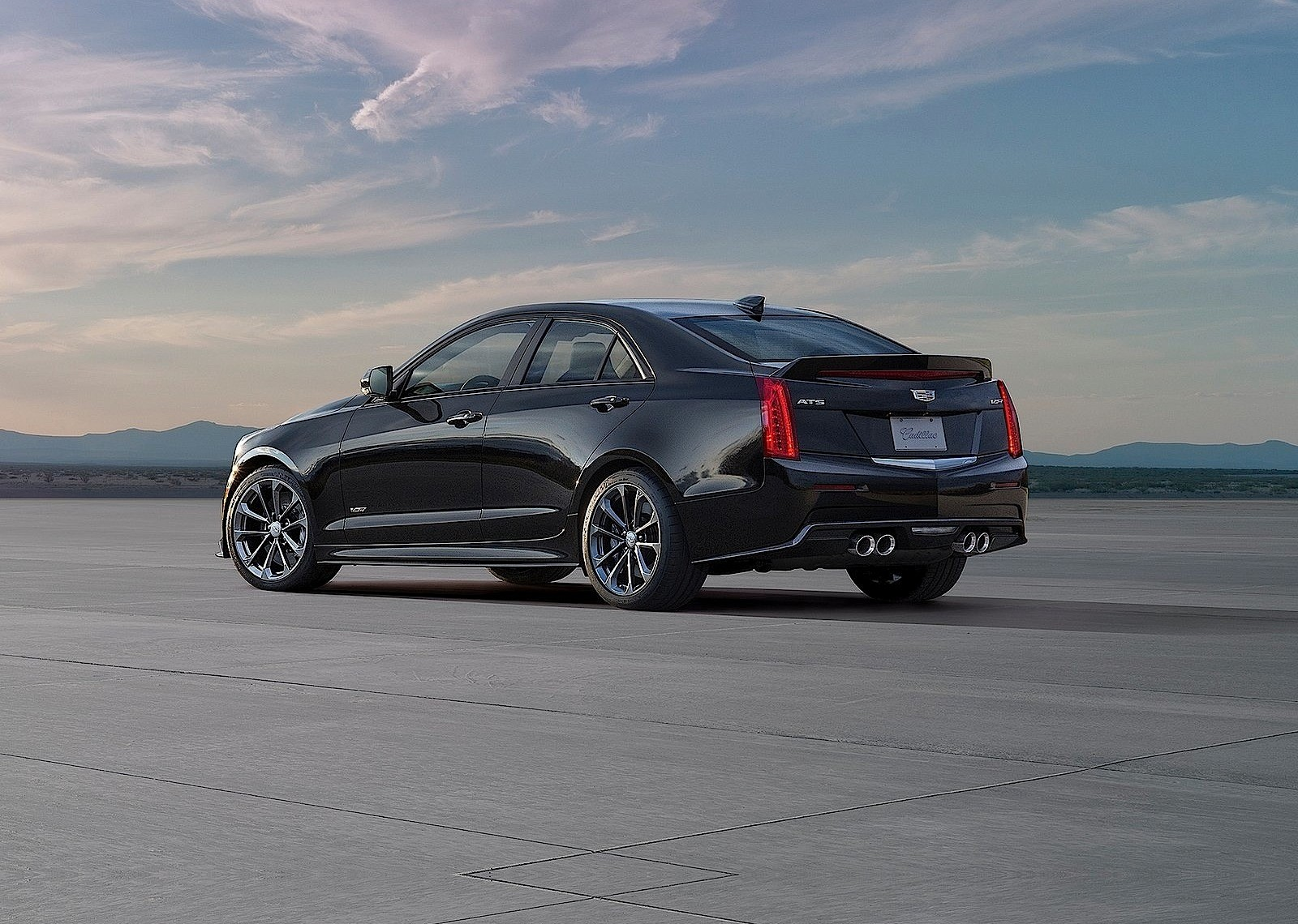 cadillac ats v specs 2015 2016 2017 2018 autoevolution. Black Bedroom Furniture Sets. Home Design Ideas